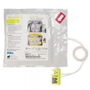 Zoll AED Plus Stat-padz II voor volwassenen