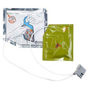 Cardiac Science Powerheart G5 Elektroden met CPR - Volwassenen