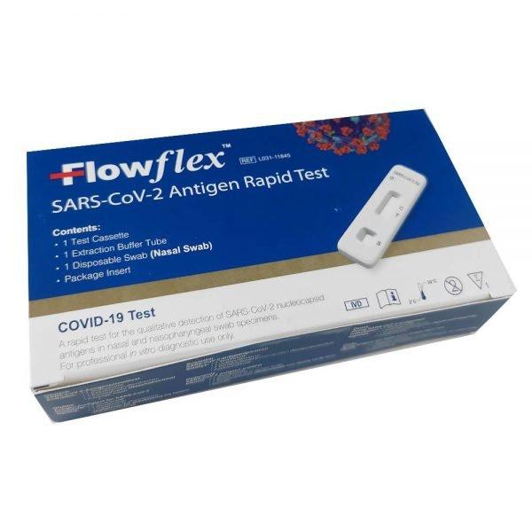 Flowflex corona sneltest